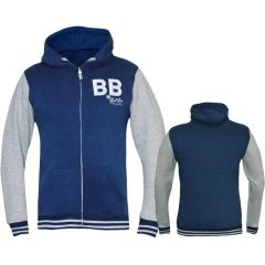 Толстовка Bad Boy Varsity blue