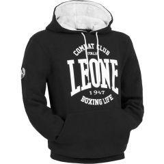 Худи Leone black