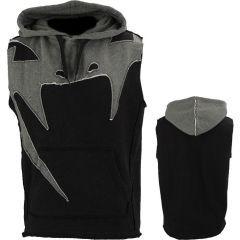 Худи без рукавов Venum Assault gray