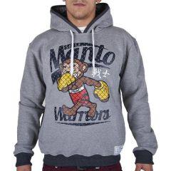 Худи Manto Warrior gray
