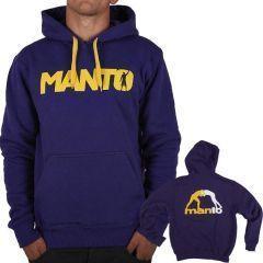 Худи Manto Victory purple