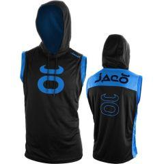 Худи без рукавов Jaco blue