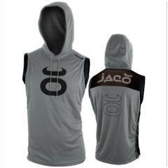 Худи без рукавов Jaco gray