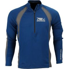 Термокофта Bad Boy All Weather Performance Pull Over blue