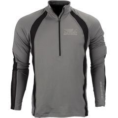 Термокофта Bad Boy All Weather Performance Pull Over gray