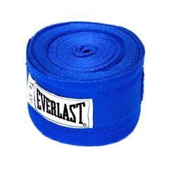 Боксерские бинты Everlast blue 3.0
