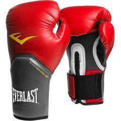 Боксерские перчатки Everlast Pro Style Elite red