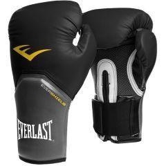 Боксерские перчатки Everlast Pro Style Elite black
