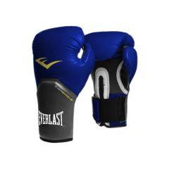 Боксерские перчатки Everlast Pro Style Elite blue