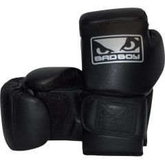 Боксерские перчатки Bad Boy Pro Series 2.0 black