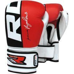 Боксерские перчатки RDX BGX F5 red