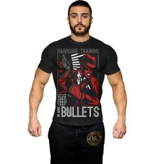 Футболка Hardcore Training No More Bullets
