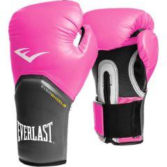 Боксерские перчатки Everlast Pro Style Elite pink