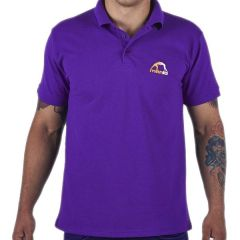 Футболка-поло Manto Classic  purple