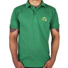 Футболка-поло Manto Classic green