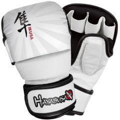 МMA перчатки Hayabusa Ikusa 7oz white
