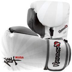 Боксерские перчатки Hayabusa Ikusa white