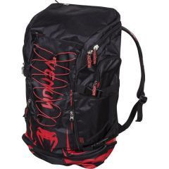 Спортивный рюкзак Venum Challenger Xtreme black - red