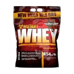 Mutant Whey (Fit Foods) 4540 грамм