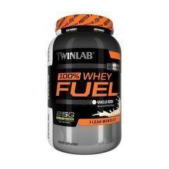 100% Whey Protein Fuel (Twinlab) 910 грамм