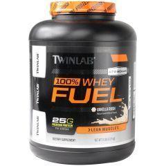 100% Whey Protein Fuel (Twinlab) 2268 грамм
