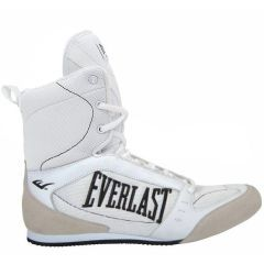 Боксерки Everlast High Top Boxing Shoe white