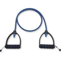 Синий регулируемый трубчатый эспандер (8,6 кг)