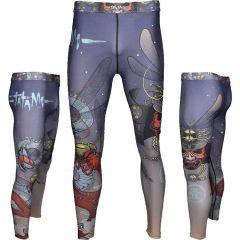 Компрессионные штаны Tatami Dragon Fly V2