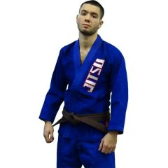 Кимоно (ГИ) для БЖЖ JITSU Classic синее