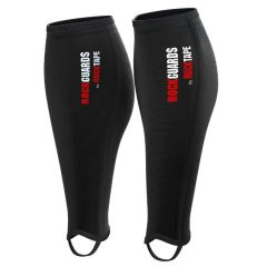 Защита голени RockTape RockGuards Black 5 мм - 2 шт.