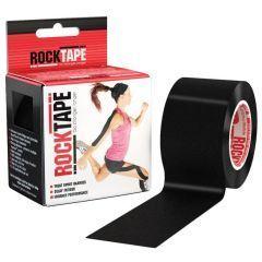 Кинезио тейп RockTape Black - 5 см x 5 м