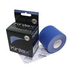 Кинезио тейп Kintex Classic blue - 5 см x 5 м