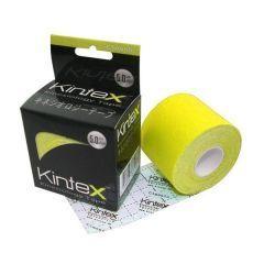 Кинезио тейп Kintex Classic yellow - 5 см x 5 м