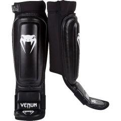 Защита голени и стопы Venum 360 MMA Shinguards black