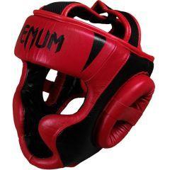 Боксерский шлем Venum Absolute 2.0 black - red