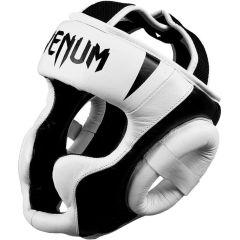 Боксерский шлем Venum Absolute 2.0 black - white