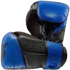 Боксерские перчатки Hayabusa Tokushu Regenesis black - blue 10oz