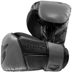 Боксерские перчатки Hayabusa Tokushu Regenesis black - gray 16oz
