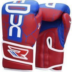Детские боксерские перчатки RDX red