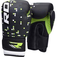 Детские боксерские перчатки RDX black