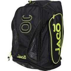 Спортивный рюкзак (сумка) Jaco Equipment Bag 2.0 black - yellow