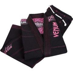 Женское кимоно (ГИ) для БЖЖ Venum Challenger 2.0 Women black