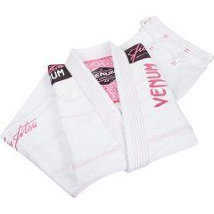 Женское кимоно (ГИ) для БЖЖ Venum Challenger 2.0 Women white