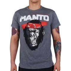 Футболка Manto Jungle gray