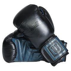 Боксерские перчатки Ultimatum Boxing Gen3Spar black