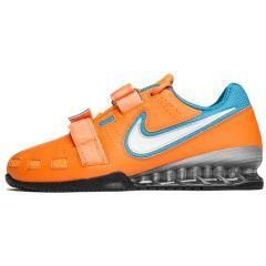 Штангетки Nike Romaleos 2 Orange