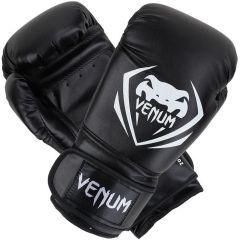Боксерские перчатки Venum Contender black