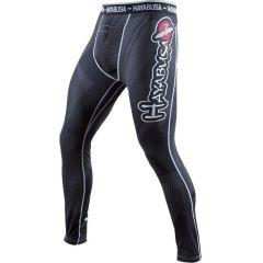 Компрессионные штаны Hayabusa Metaru 47 Silver black - gray