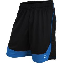Спортивные шорты Jaco Twisted Mock Mesh black - blue