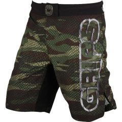ММА шорты Grips Athletics Camo Snake
